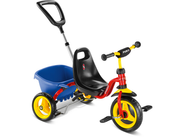 Tricycle Puky CAT 1S - Couleur puky